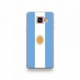 Coque pour Wiko Y70 motif Drapeau Argentine