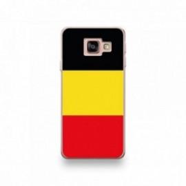 Coque pour Wiko Y70 motif Drapeau Belgique