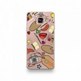 Coque pour Huawei Y5P motif Art Français