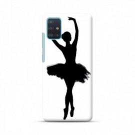 Coque pour Oppo Find X2 Lite personnalisée motif Danseuse