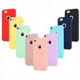 Coques pour iphone 6 / 6S Silicone Protection Doux Gel