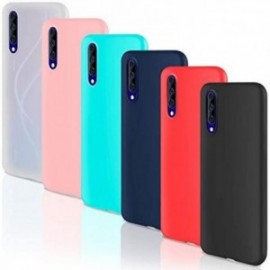 Lot de 6 coques pour  Coque Xiaomi Mi Note 10 Housse Silicone Souple  étui Protection Bumper Case Cover Coque