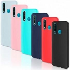 Lot de 6 Coques pour Huawei P30 Lite / P30 Lite Silicone Souple  Housse Protection Doux Gel
