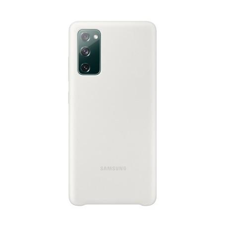Coque semi-rigide blanche Samsung pour Galaxy S20FE G780