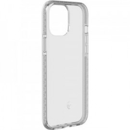 Coque pour iPhone 12 mini semi-rigide Force Case New Life transparente