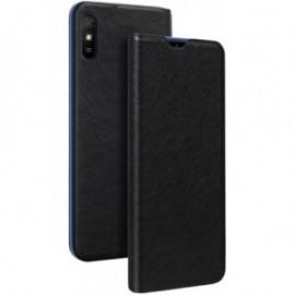 Etui folio Stand noir pour Xiaomi Redmi 9A