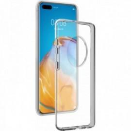 Coque silicone transparente pour Huawei Mate 40 Pro