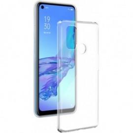 Coque silicone transparente pour Oppo A53S
