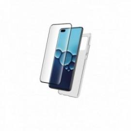 Pack Coque souple + Verre Trempé pour Huawei P40
