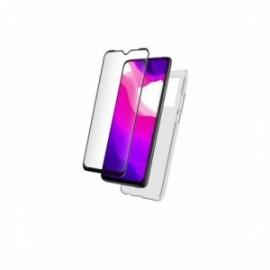 Pack Coque souple + Verre Trempé pour Xiaomi MI 10T et MI 10T Pro 5G