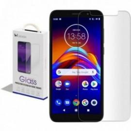 Film en verre trempé pour Motorola E6 Play
