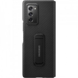 Coque Aramid Fonction stand Noire pour Samsung Z Fold 2