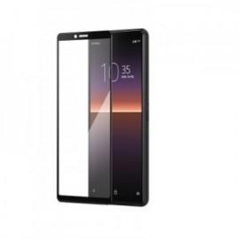 Protège-écran en verre trempé 2.5D incurvé pour Sony Xperia 5 II