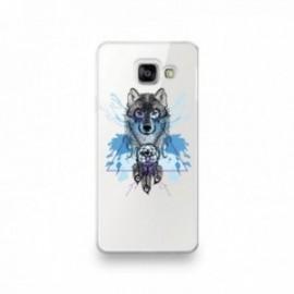 Coque pour Xiaomi MI 10T Pro motif Loup Attrape Reve