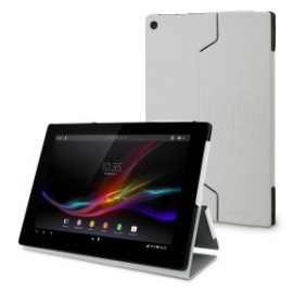 Etui xperia tablet Z iflip n stand blanc