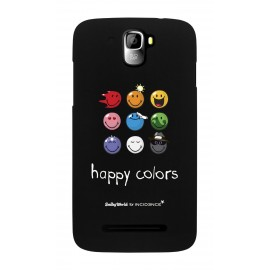 "Coque Logicom E500 "" smiley """